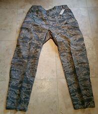New Air Force Military Camouflage Pants Men's 36 Regular Digital Camo