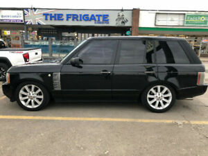 2006 RANGE ROVER SUPERCHARGED $2999!!