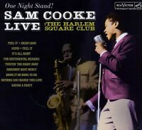Sam Cooke - One Night Stand: Live At The Harlem Square Club 63 [new Cd] on Sale