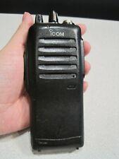 Icom Ic F11 146 174mhz Vhf Portable Two Way Radio