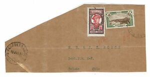 Martinique-1930-Partial-Cover-to-Ohio-Pasted-to-Album-Page-Z272