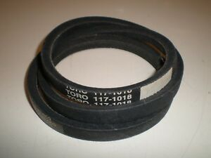 Transmission Front Axle Drive Belt Toro 22 Inch Recycler Mower 117-1018