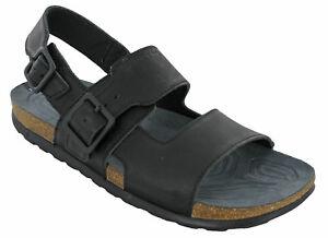 682962c327 Merrell Downtown Backstrap Buckle Men Sandals Leather Summer ...