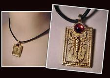 Historische Museumsreplik römischer Skorpion Anhänger Prätorianer 55 AD Talisman