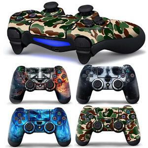 For PS4 Playstation 4 Dualshock Controller Skin PVC Joker Game Cover Sticker New