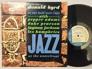 Donald-Byrd-Half-Note-Waterfront-EX-BLUE-NOTE-LIBERTY-84060-RVG-Duke-Pearson