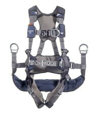 Dbi Sala Exofit Nex Tower Climbing Harness With Tongue Amp Buckle Leg Straps New