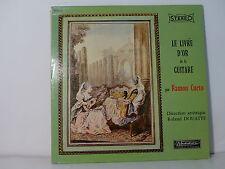 Le livre d'or de la guitare par RAMON CUETO dir ROLAND DOUATTE 897