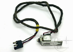 1966-1967-Lincoln-Convertible-Top-Lock-Limit-Switch-C6VY15678A