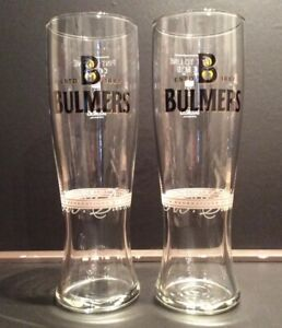 Magners Pint Glasses x2 CE Marked New And Unused
