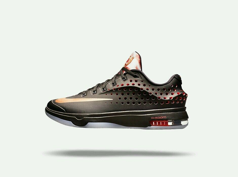 Nike KD VII 7 Elite Rose Gold Kevin Durant homme basketball chaussures 724349-090-