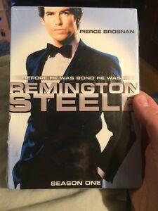 Remington Steele Dvd
