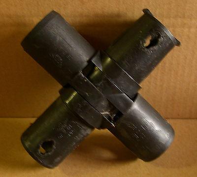 gebrauchte Flexkupplung 4er QUADRO NEU Kupplungen Kupplung ZELT 00071