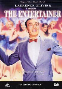 The-Entertainer-1960-DVD-Laurence-Olivier-Brenda-de-Banzie-Roger-Livesey-NEW