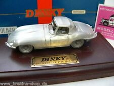 1/43 DINKY Matchbox DY921 Jaguar E-Type silbermetallic 35921