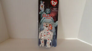 Ty - Glory The Bear Beanie Baby Plush Toy Collectible - NEW/Unopened Package!