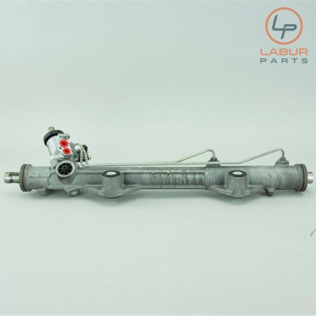 E1722 - X350 X358 JAGUAR 04-09 XJ8 VANDEN PLAS POWER STEERING RACK AND PINION