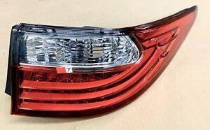 TYC 11-6392-01 Lexus ES 350 Left Replacement Tail Lamp