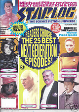 Starlog #195 Demolition Man Star Trek Next Generation Deep Space Nine
