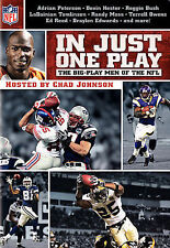 NFL - In Just One Play UMD PSP MOVIE SONY PLAYSTATION PORTABLE