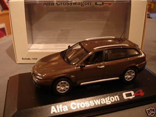 1 43 miniature NOREV ALFA ROMEO CROSSWAGON Q4 diecast