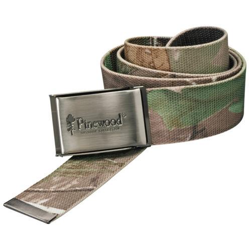Camo Gürtel Pinewood Kanvas Gürtel Realtree APG