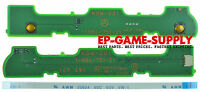Power Eject Button Board Pcb Sony Playstation 3 Slim Ksw-001 + Flex Ribbon Cable