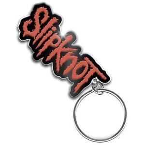 Slipknot Logo Keychain