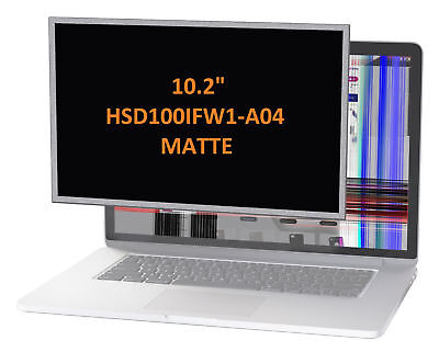 "DISPLAY LED SCHERMO 10.2/"" per portatile HSD100IFW1"