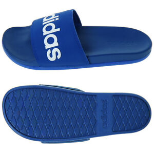 8d53ae064839a2 Image is loading Adidas-Adilette-Comfort-B42208-Slides-Sports-Sandals -Slippers-