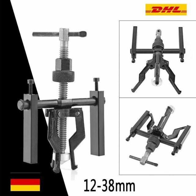 3-arm Innenabzieher Innenlager Abzieher Innenauszieher Radlager Werkzeug 14-38mm