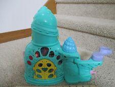 Fisher Price Little People Disney Princess Ariel underwater castle playset part