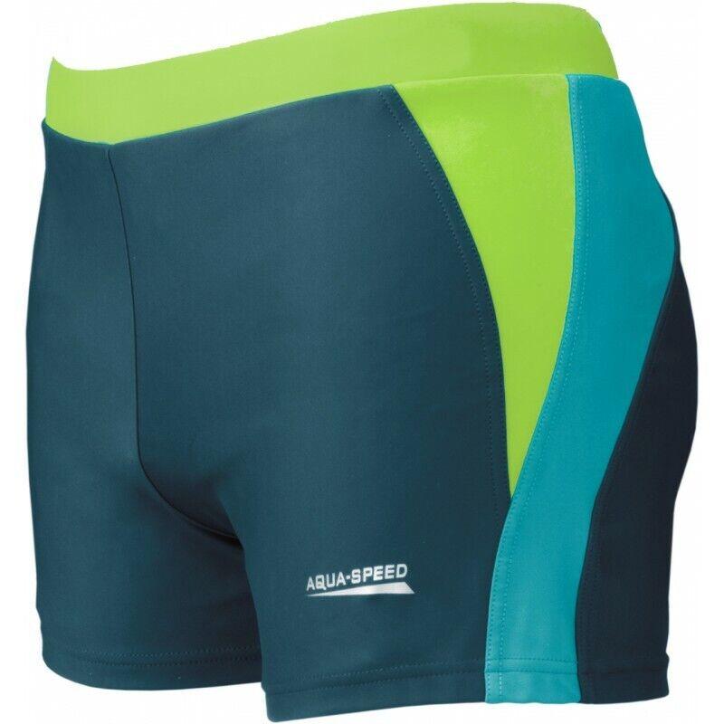 Aqua-Speed Boxer-Badehose DARIO Mehrfarbig