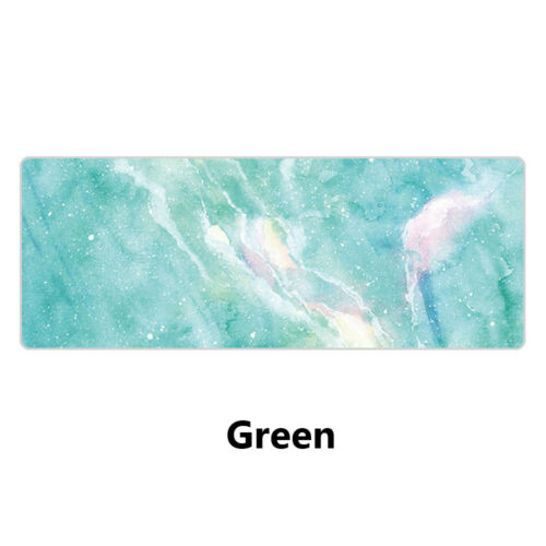 Large Marble Grain Game Mouse Pad Home Office Game Mouse Mat For PC Laptop new