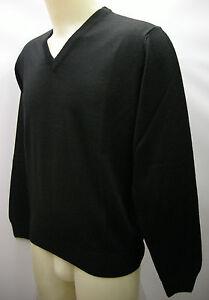 Nero Scollo s46 Ragno Col Maglia V Man Black a61042 T Sweater 020 Uomo Art xBedorC