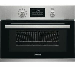 Zanussi-ZKK47901XK-Compact-Multifunction-Oven-with-Microwave