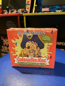 Garbage-Pail-Kids-2004-All-New-Series-2-Sealed-Box-36-Packs