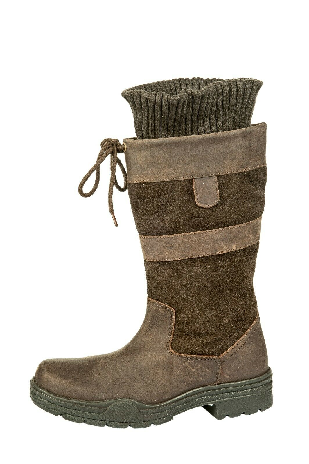 HKM Unisex Fashion 3 4 Belmond Country Spring Riding Yard Boot Sizes 3-10 4689