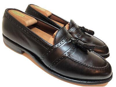 allen edmonds harvard men's 95 c narrow black leather