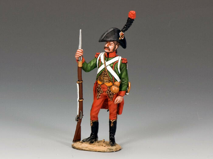 KING AND COUNTRY Guide with Musket NE020 NE20