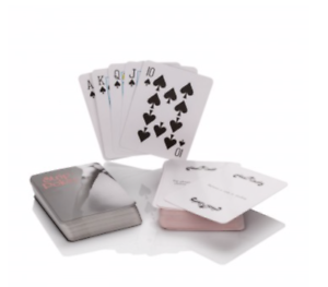 Strip Poker Card Game Interact Fun Couples Playing Card Game