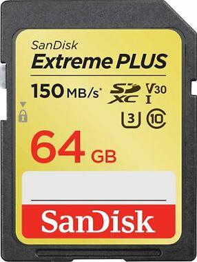 SanDisk SDSDXW6-064G-ANCIN 64GB SDXC Card