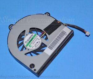 For Toshiba Satellite C655-S5547 CPU Fan