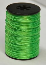 Flo Fluorescent Green BCY Nock & Peep Bow String Serving Bowstring Nylon