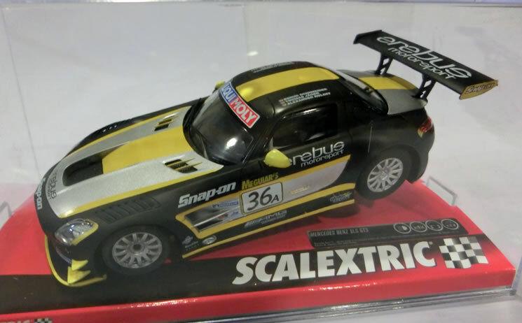 Mercedes SLS GT3 Ereautobus Scalextric 1  32 Rif. A10154S300  negozio online