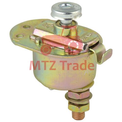 MTS Belarus Hauptschalter 50 52 80 82  820 920 Schalter WK 318 BK318 switch