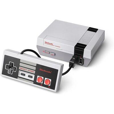Nintendo Entertainment System: NES Classic Edition EU Brand New
