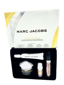 MARC JACOBS BEAUTY The Glow Show Hydrating Skincare & Makeup Essentials
