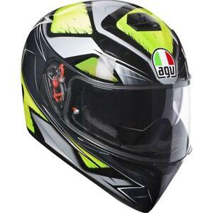 AGV K3 Sv Ballon Multi Integral Helm Motorroller Visier Pinlock Helmet Weitere Wintersportarten