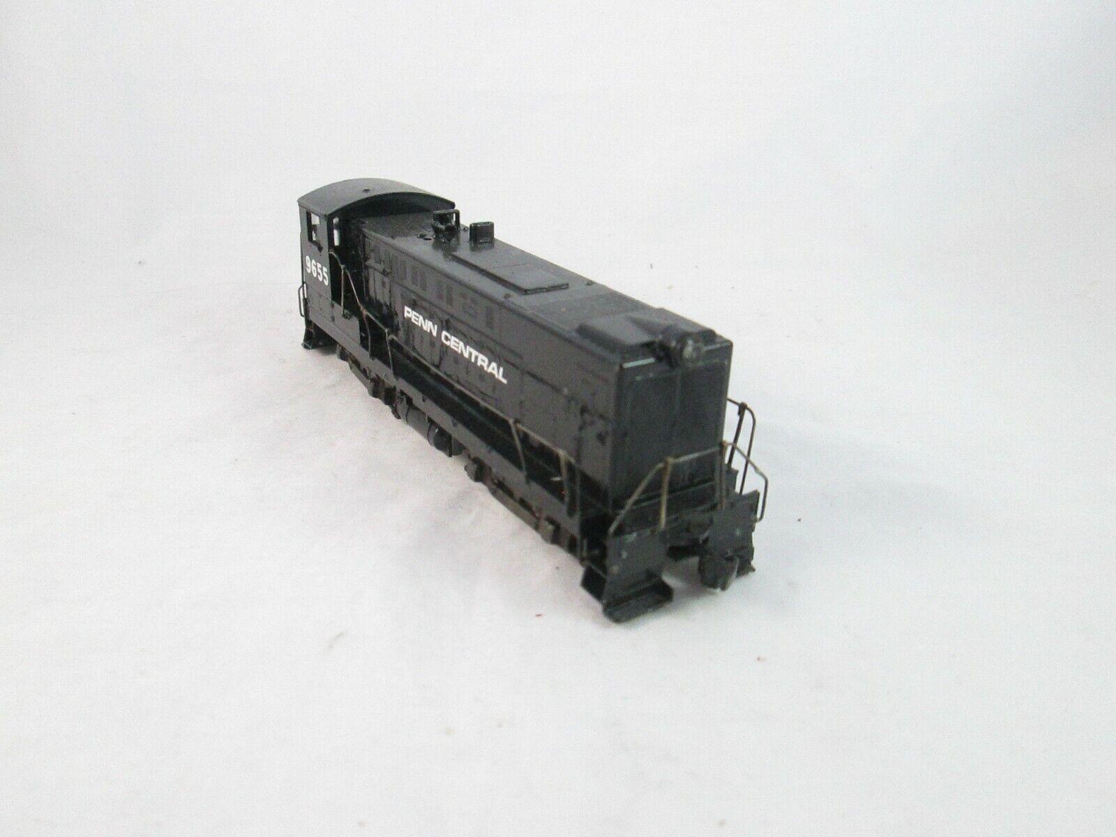 HO Train Loco Penn Central 9655